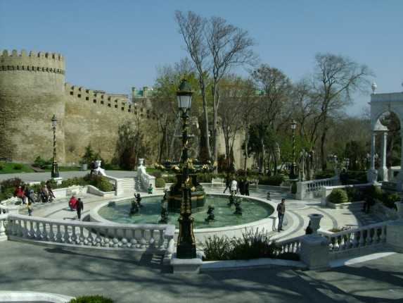 Город ветров — Баку (Азербайджан)