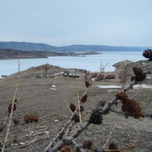 Зимний Байкал за неделю