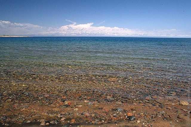 Отдых на озере Иссык-куль