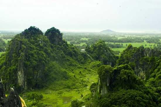 Камбоджа природа