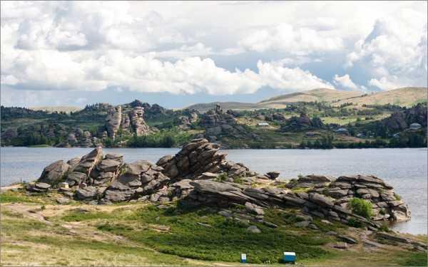 Колыванское озеро, Рудный Алтай. Дорога и отдых