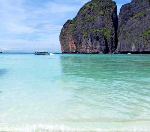 Пхи Пхи -райский остров