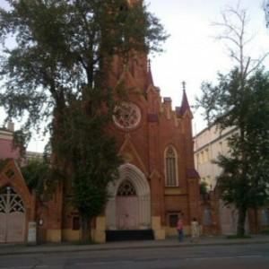 Как я побывал в городе Иркутск