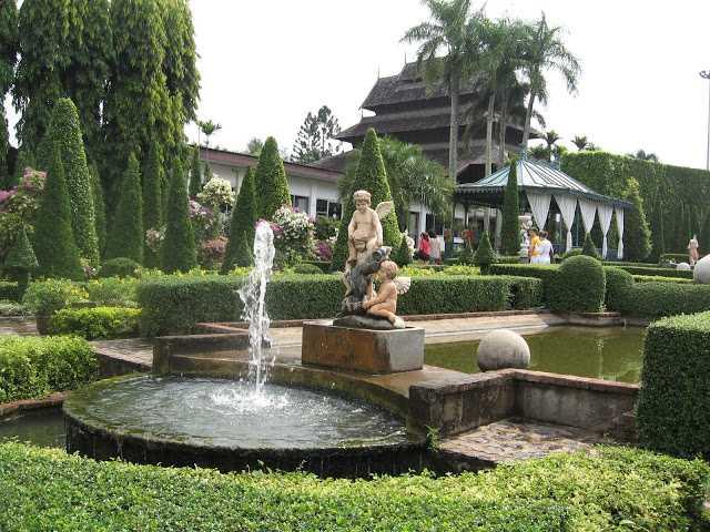 парк Нонг Нуч