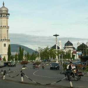 Мое путешествие в Индонезию. Банда-Ачех