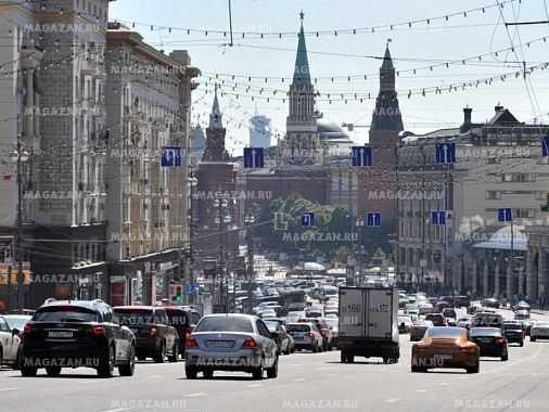вебкамера на Тверской улице