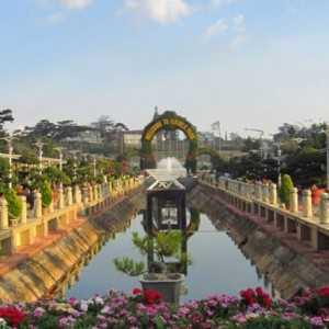 Экскурсия в Далат, Вьетнам