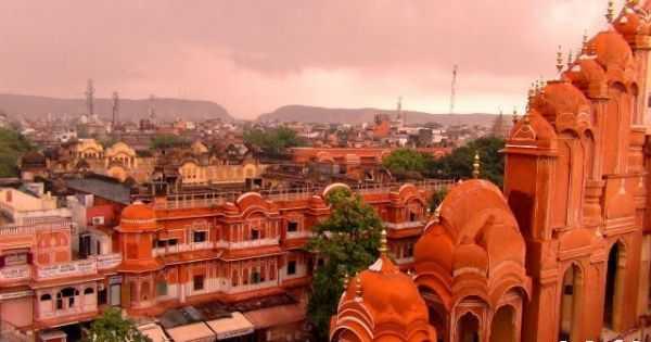 Город Джайпур Индия