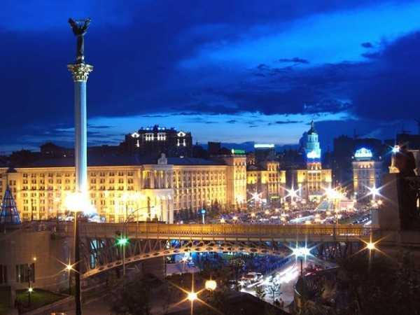 туризм в Киеве