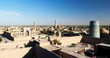 Древний город Хива. Узбекестан