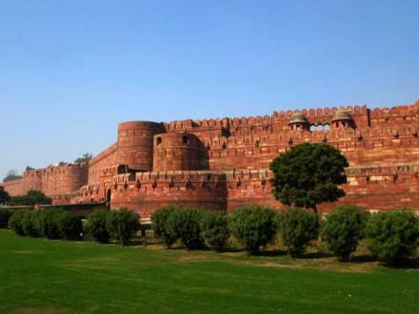 Красный форт, Агра
