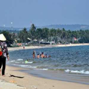 Поездка в Муйне, Вьетнам