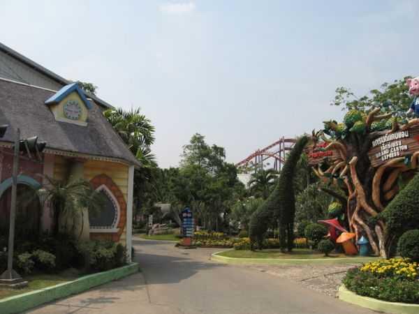 сиам парк бангкок