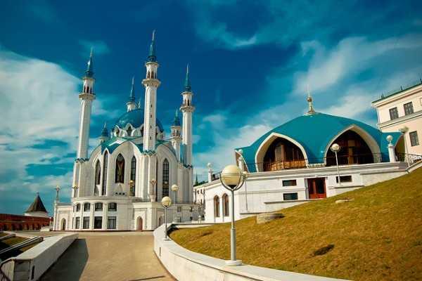 поход по Казани