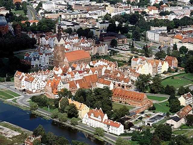 Эльблонг - дух старой Польши
