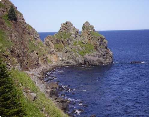 Татарский пролив берег