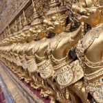 Храм Изумрудного Будды. Бангкок, Таиланд