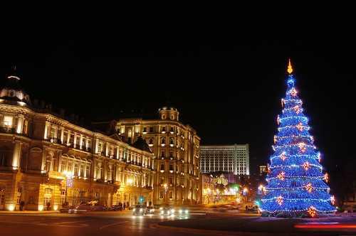 Сколько продлятся новогодние в Азейбарджане