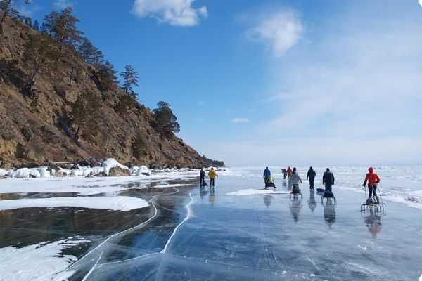 Как попасть в зимнюю сказку Байкала