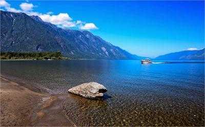 Озеро Алтын-Кёль или Телецкое
