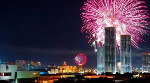 Сколько продлятся новогодние в Казахстане