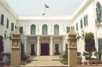 музей Махатма Ганди в Дели