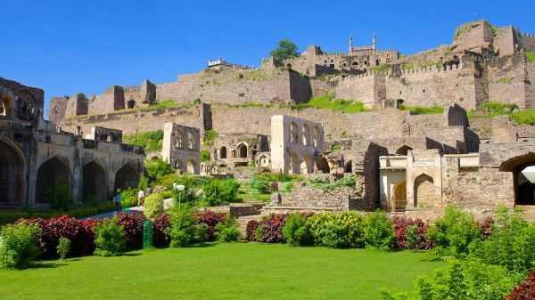 Что посетить в Индии? Крепость Голконда - ощути себя в средневековье