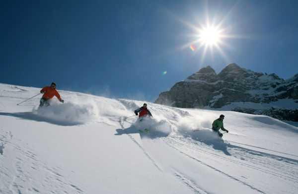 Где кататься на лыжах в Белокурихе