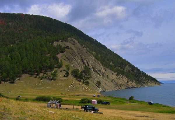 Поездка на Байкал в июле. Листвянка - день, а потом Ольхон