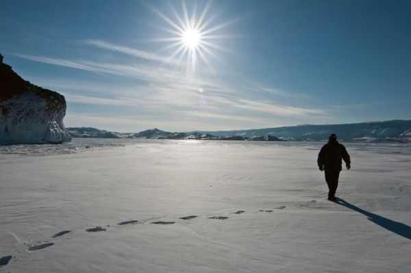 Зачем едут на Байкал в марте?