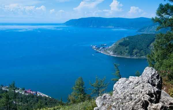 Его величество - озеро Байкал