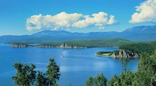 чивыркуйский залив фото