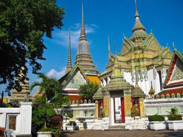 Храм ват пхо в бангкоке