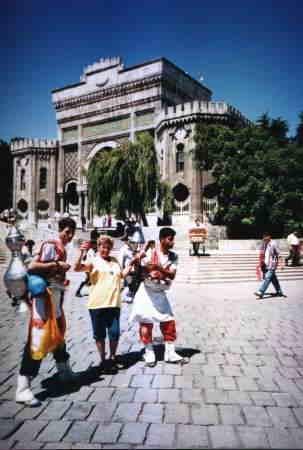 Морское путешествие в Стамбул из Скадовска. Достопримечательности Стамбула