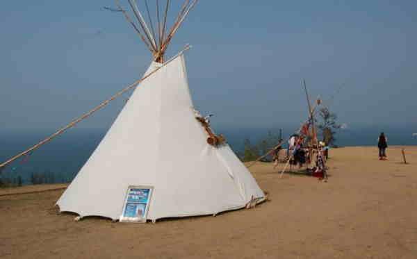 шаман в Сарайском заливе