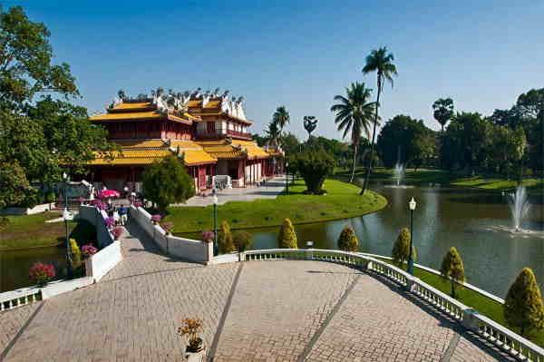 Аюттайя - бывшая столица Сиама. Информация для туристов