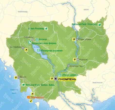 экскурсия в камбоджу из паттайи отзывы