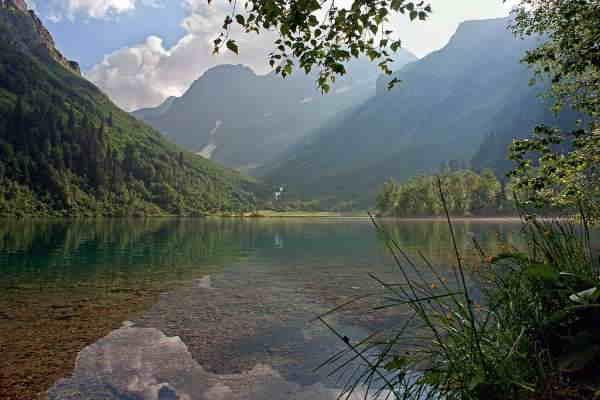 Поход к озеру Кардывач