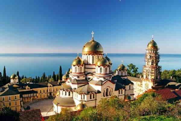 Эскурсия в Абхазию