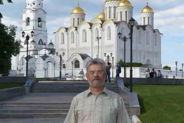 Добра тебе и света Владимирская Русь