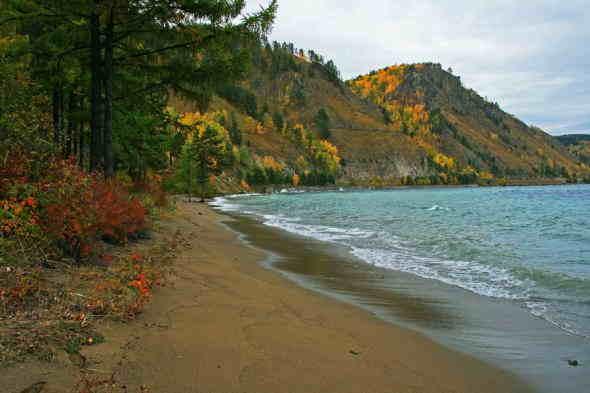 окружающий мир озеро байкал