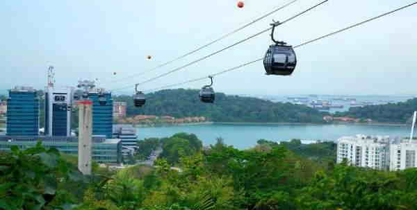 Сингапур туризм