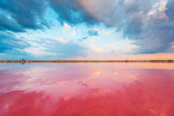 озеро Сасык Крым
