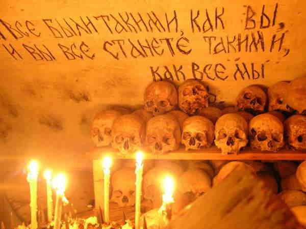 «Селфи» в главной церкви костей Чехии станет возможным только при наличии специального разрешения