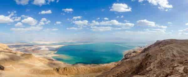 Кто убил Мертвое море или почему иудеи в нем не купаются?