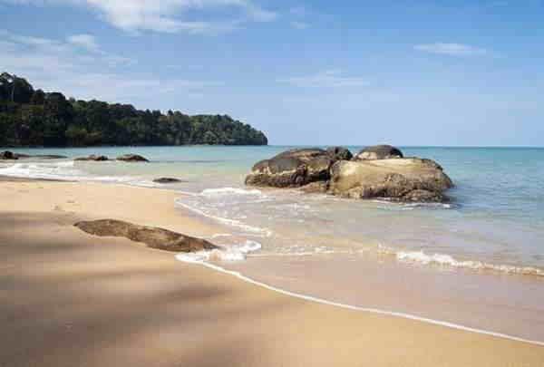 Тихий отдых на курорте Као Лак Таиланда