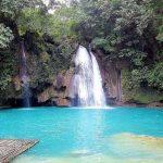 Водопады Кавасан – лазурная красота Себу