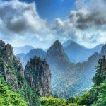 По следам буддийских пилигримов. Гора Хуаншань