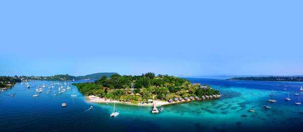 Иририки – остров республики Вануату