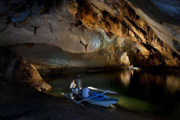 Новое чудо света – подземная река Пуэрто-Принсеса на острове Палаван